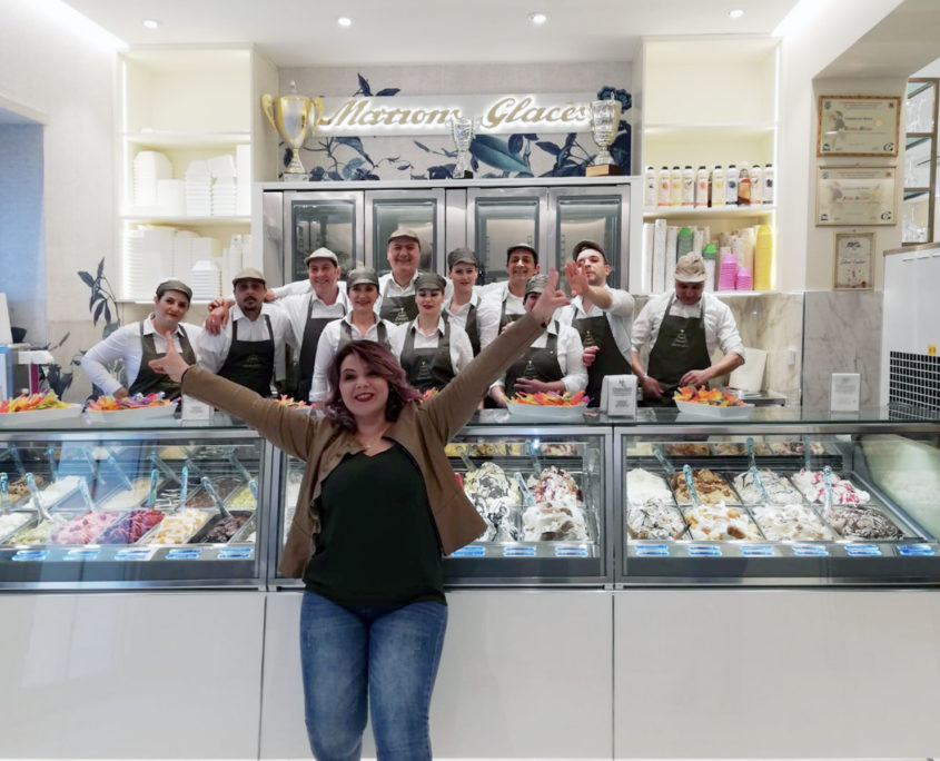 Staff Marrons Glaces Catanzaro Lido